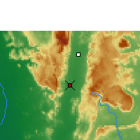 Nearby Forecast Locations - Phetchabun - Harita